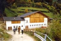 Copertura agricola con un tetto